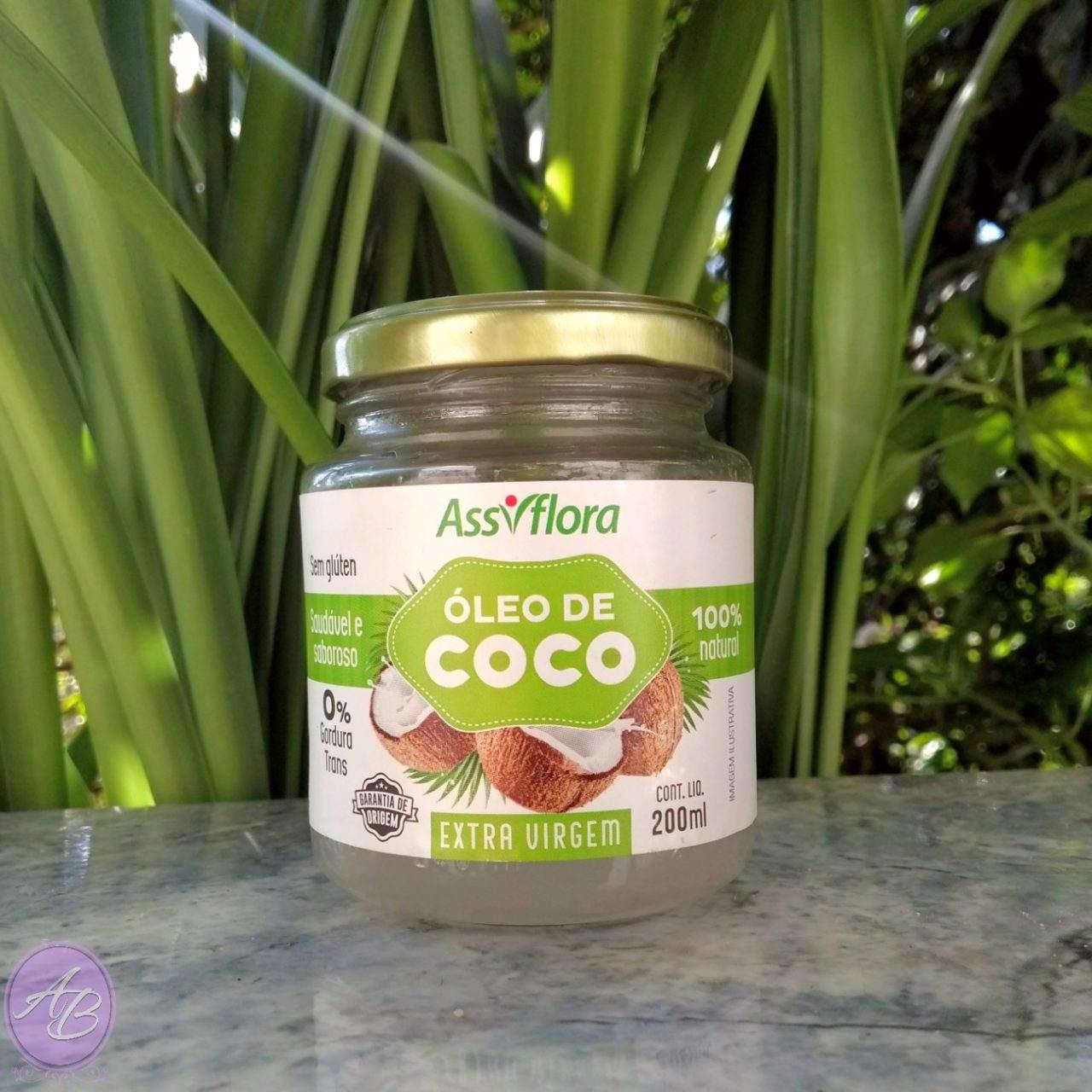 Óleo de Coco Vegetal