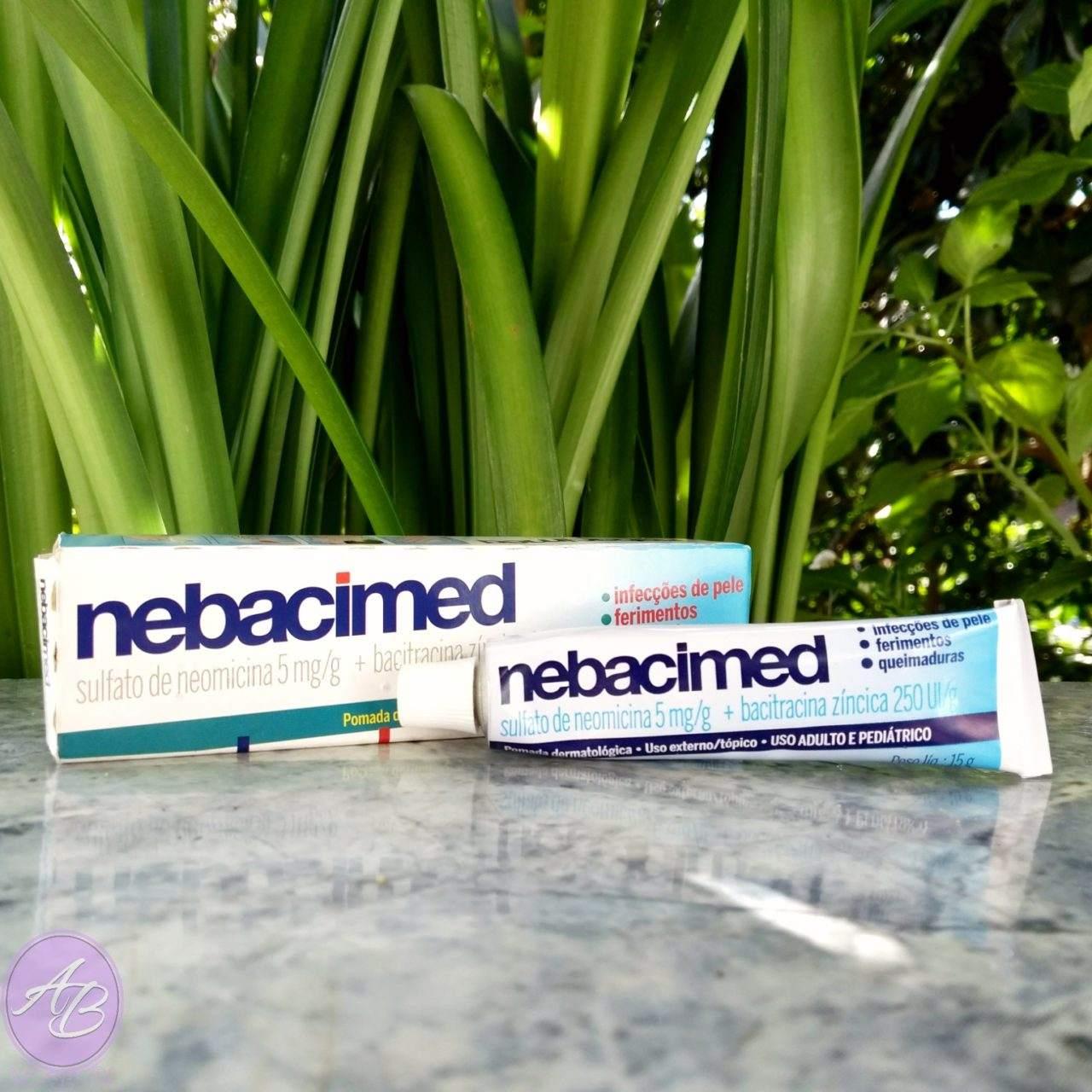 Pomada Antibióica de Neomicina
