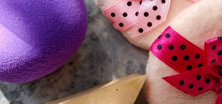 Esponjas de Maquiagem