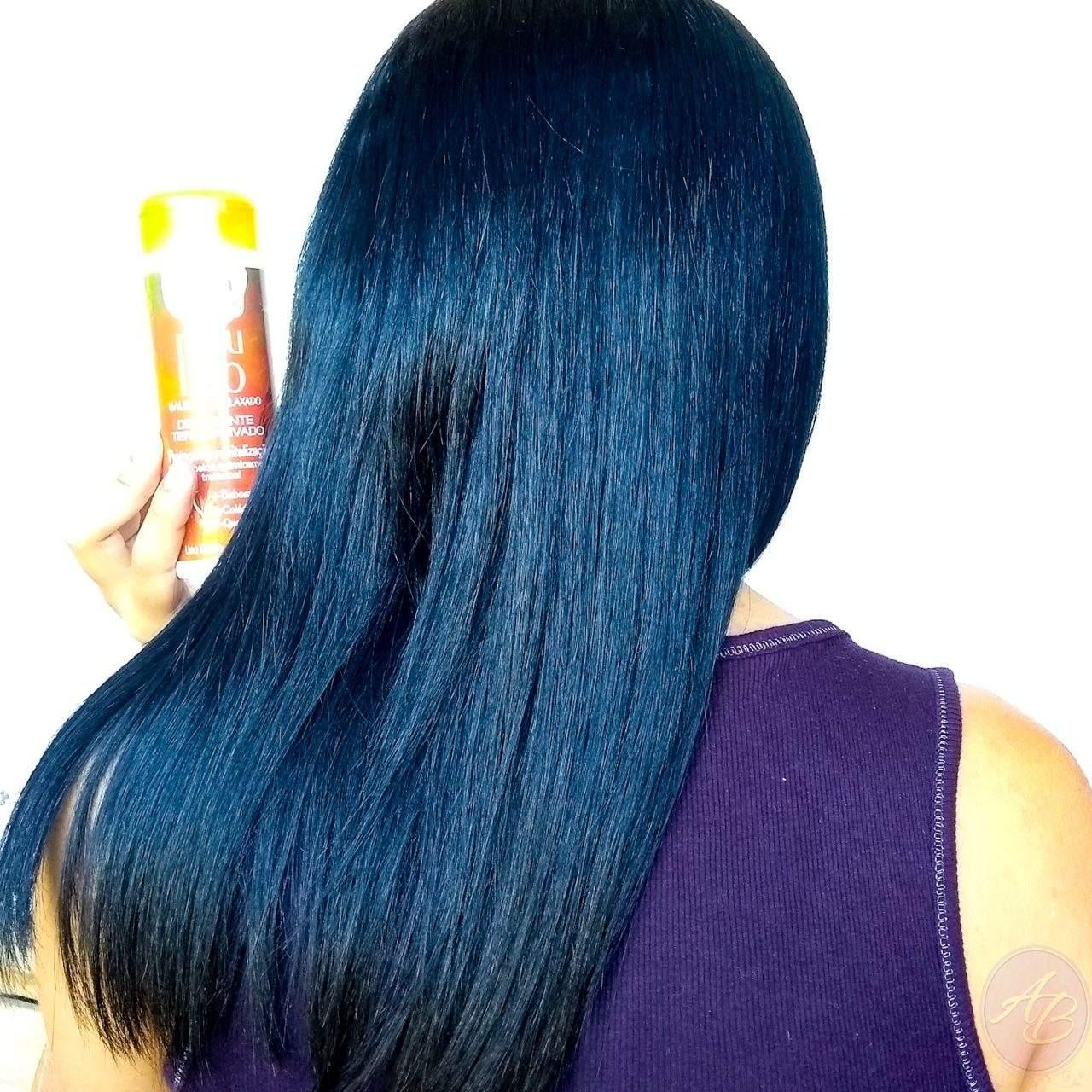 Resultado do Defrizante #Alisado&Relaxado Meu Liso Salon Line