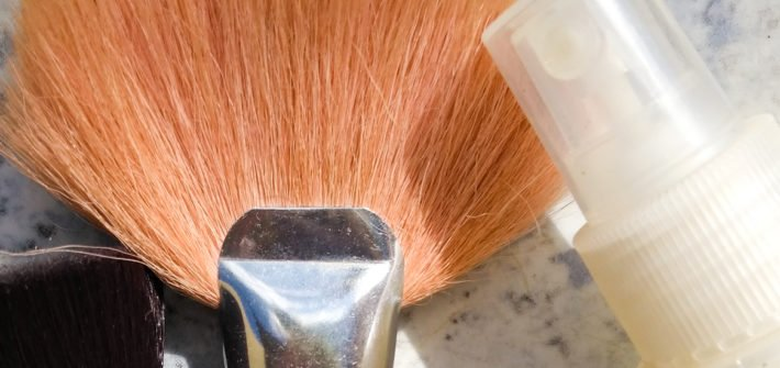 Higienizador de Pincéis Caseiro | Ateliê da Bruna
